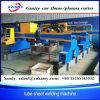 Portable Gantry Type CNC Flame Plasma Cutter Machine for Metal