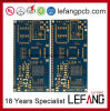 6layers Blue Solder Mask OSP Circuit Board PCB
