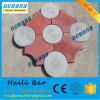 Concrete Stone Pattern Plaster Cement Mould Tiles Garden Paving