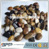 Multicolored High Glossy Pebble, River Stone for Landscape, Home Decoration