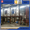 Three-Effect Arranged Pipe Heater Energy-Saving Evaporator