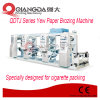 Qdtj Series Cigarette Package Bronzing Machine