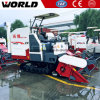Ce Certificated 4lz-4.0e 88HP Combine Harvester for Rice