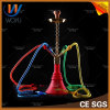 High Quality 4 Pipes Shisha Hookah Glass Craft Turkey Shisha