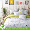 Custom Polyester Cotton Bedding Set Linen Quilt Cover