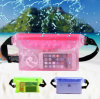 PVC Swimming Sealed Mobile Phone Waterproof Bag Diving Pockets