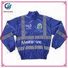 High Visibility Reflective Safety Jacket Overcoat with Pockets Vest
