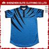 Latest Design Fashion Navy Blue Baseball Jersey for Mens (ELTBJI-22)