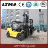 Ce ISO Certificates 7 Ton 3m Duplex Mast Diesel Forklift