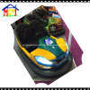 Fiberglass Yellow Bumper Car for Amusement Playground
