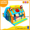 Funny Cheap Radio Inflatable Playground Combo for Sale (AQ01737)