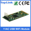 Toplink Mesh WiFi 802.11AC Dual Band 433Mbps High Speed USB Module for IP TV