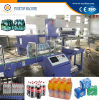 Auto Can PE Film Wrapping Shrinking Packing Machine
