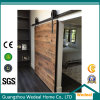 Interior Wooden Sliding Barn Door for Residential Usage
