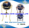 Yaye 18 Factory Price 330mm/450mm/550mm/650mm World Globe / English Globe with World Map