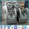 JIS F2033 Roller Type Bar Anchor Chain Stopper