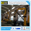 1 Ton 6m Gabarge and Bulk Material Handling Crane