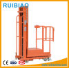 4meter Warehouse Semi Electric Aerial Order Picker