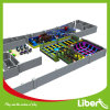 High Quality Large Indoor Amusement Trampoline Park with Soft Play Area