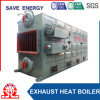 Industrial Smoke Tube Exhaust Gas Boiler for Power Plant