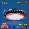 120W LED UFO High Bay Lighting with Meanwell LED Driver