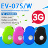 3G Mini Sized Personal GPS Tracker with Waterproof IP67 and Docking Station