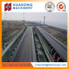 Concrete Rubber Belt Conveyor System in Building Material Industry