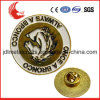 Professional Manufacture Shield Shape Metal Security Badge