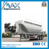 3 Axle 50cbm Bulk Cement Trailer Without Engine