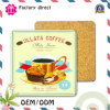 Hot Sale Drink Coffee Cup Pad Place Mat Bar Mat