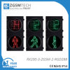 200mm 2 Colors Pedestrian LED Traffic Light with 2 Digital Countdown Meter