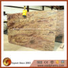 Creme Bordeaux Granite Slab for Wall Cladding