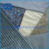 Car Seat Fabric Plain Emboss Print Jacquard Design
