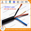 Ce Certificate Flexible Cu/Epr/CPE Rubber Cable H07rnf