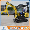 Mountain Raise Hydraulic Digger 2.2ton Crawler Mini Excavator