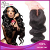 100% Human Hair Lace Closure Virgin Human Hair