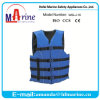 Blue Color EPE Foam Boating Life Vest