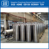China Liquid Nitrogen Dewar Seamless Steel Gas Cylinder