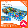 Best Selling Unique Design Naughty Castle Kids Indoor Soft Playground