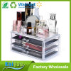 3 Large Drawers Space jewelry Display Box and Makeup Storage Organizer