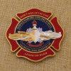 Custom Metal Fire Department Coin for Souvenir