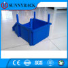 Stackable PP Material Industrial Spare Parts Storage Plastic Bin
