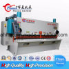 QC11k 8mm2500mm Hydraulic Guillotine Shearing Machine for Steel Metal Shearing