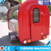 New Quality Chinese Food Truck Equipment for Sale