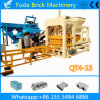 Full Automatic Cement Concrete Block Maker Construction Equipments for Building