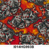 New PVA Printing Film, Hot Sale Illusion Pattern Item No. I014hg993b, Aqua Print Film