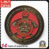 Die Casting Design Antique Brass Metal Commemorative Coin