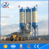 Belt Conveyor Type Hzs90 Concrete Batching Plant for Sale