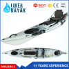 2017 Hot Sale 3 Years Warranty Single Ocean Fishing Kayak
