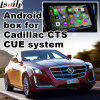 Android 4.4 GPS Navigation Box for Cadillac Cts etc Cue System Video Interface Box Upgrade Touch Navigation, Cast Screen, Mirrorlink, Google Map
